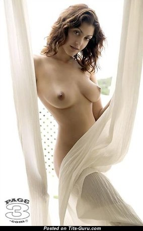 Marvelous Babe with Marvelous Exposed Natural Soft Jugs (Sex Wallpaper)