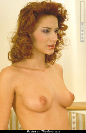 Image. Jelena Maric - amazing girl with medium natural boob photo