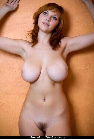 Image. Nude amazing female with big natural tittys photo