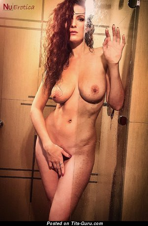 Image. Ruthy Boehm - wet awesome woman with big natural tits photo