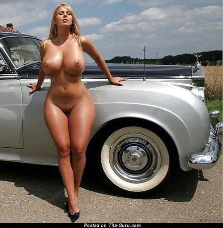 Image. Nice lady with huge breast picture