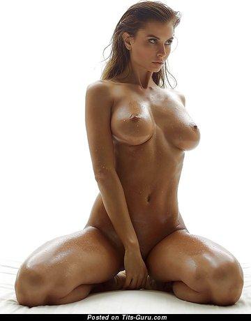 Image. Wet nude hot girl photo