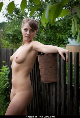 Image. Naked beautiful woman image