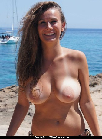 Awesome Topless Lady (Hd Sexual Image)
