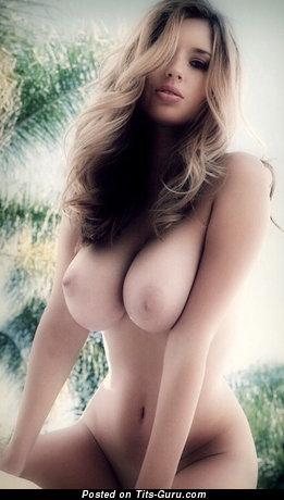 Image. Naked awesome female with big tittys pic