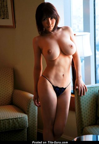 Anri Okita - nude wonderful female with big tots picture