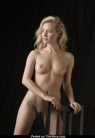 Gabi - Delightful Undressed Ebony Brunette (Hd Sexual Photo)