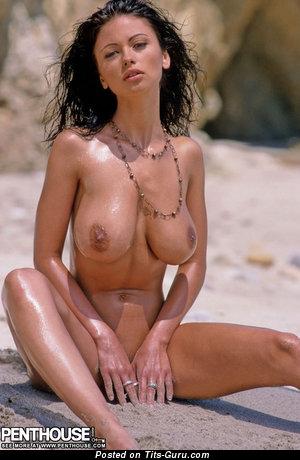 Image. Veronika Zemanova - hot lady with big boobies image
