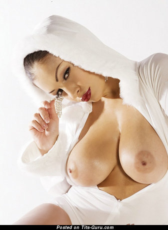 Image. Sexy naked amazing woman with big breast pic