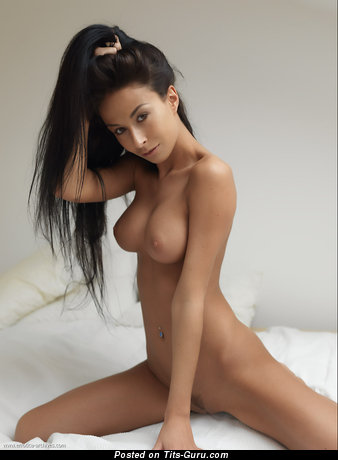 Image. Hene - sexy wonderful girl with natural boobies image