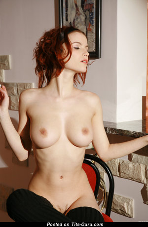 Image. Ulya I - nice woman with natural boob photo