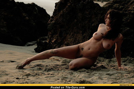 Image. Naked nice woman with big natural breast image
