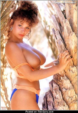 Image. Maria Whittaker - nice girl with big natural boobs photo
