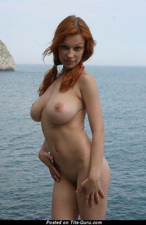 Image. Polina - naked hot female with big natural tittes image