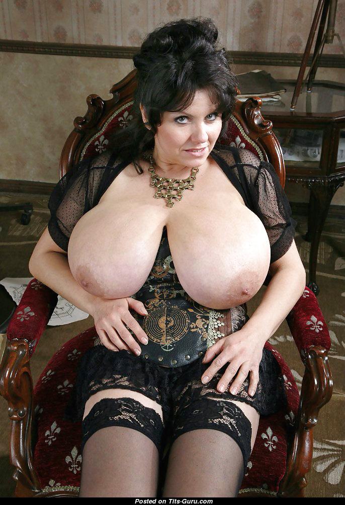Daniella milf tits