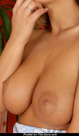 Image. Naked wonderful girl with natural tittys photo