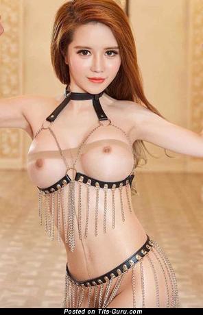 Exquisite Asian Gal with Exquisite Exposed Soft Boob (Hd Xxx Pix)