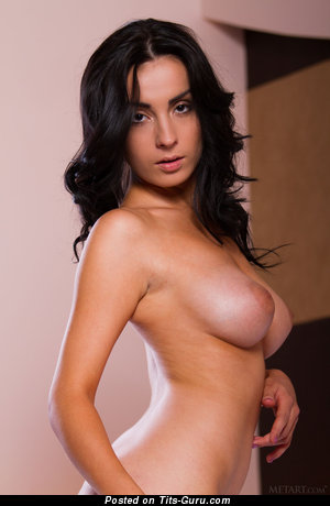 Image. Marisol A - nude hot lady with natural tittys image