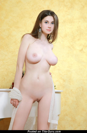 Image. Marta E - naked awesome female with big natural boobies picture
