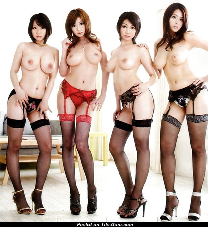 Awesome Asian Babe with Awesome Defenseless Real Regular Tittes (18+ Foto)