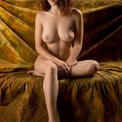 Graceful Babe with Graceful Naked Natural Regular Titty (Xxx Photo)