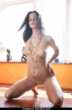Image. Naked awesome woman with medium tittys image
