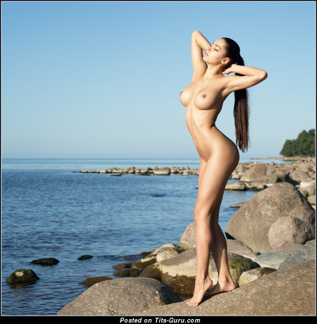 Image. Naked awesome woman with big tittes pic