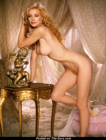Image. Shannon Tweed - nude blonde with medium tittes image