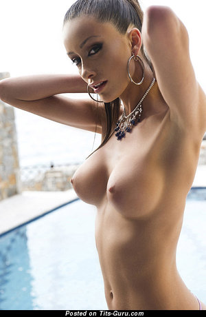 Image. Naked awesome girl with medium boobs pic