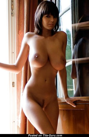 Image. Hot lady with huge natural tittys picture