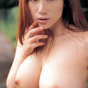 Asian with big breast photo