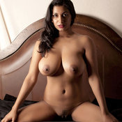Dakini - wonderful woman with big natural boobs picture