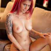 Hailey Leigh - wonderful girl with medium natural breast pic