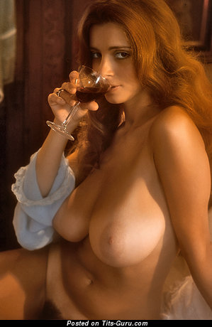 Image. Janet Lupo - nude amazing girl with big natural breast vintage