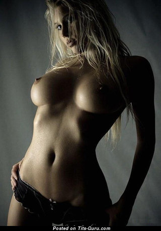 Naked awesome lady image