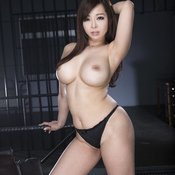 Unknown - sexy asian brunette with big boobies picture