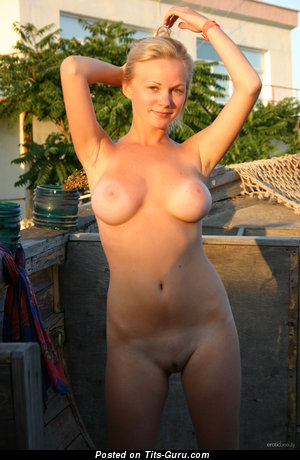 Image. Chantel A - nice lady with medium natural boobs pic