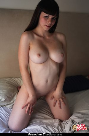 Image. Sexy amazing female with big natural boob pic