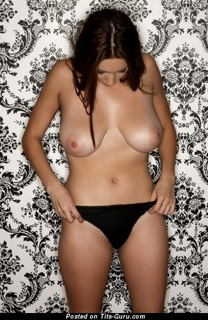 Image. Julia / Victoria - nude amazing lady with medium natural boobs picture