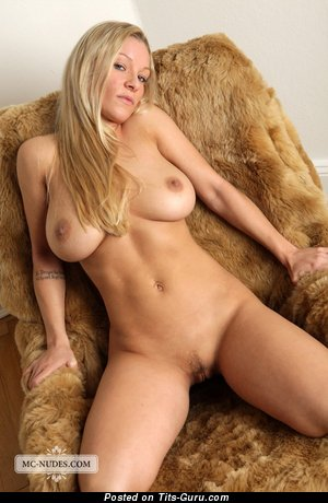 Image. Daisy Van Heyden - nude amazing female with medium natural boobs picture