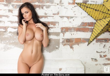 Image. Naked hot lady with big fake tittes pic