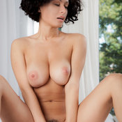 Pammie Lee - awesome woman with big natural tittes photo