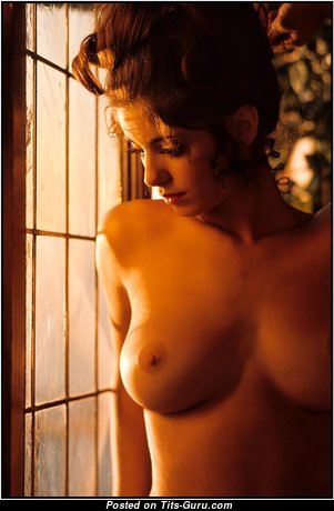 Jennifer Liano - Alluring American Playboy Red Hair with Alluring Nude Real Medium Chest (Vintage Hd Xxx Pix)