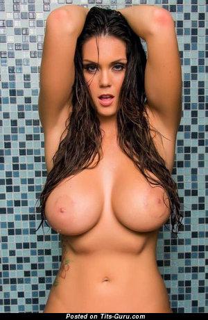 Image. Nude amazing woman with big boobies image