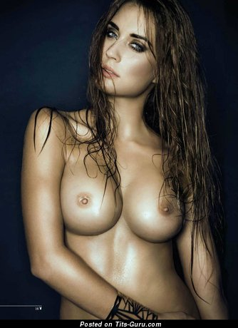 Image. Sexy topless amateur awesome female pic