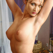 Lilia Ditova - amazing woman with natural breast image