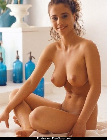 Image. Sabine Dragomirescu - naked nice female with natural boobies pic
