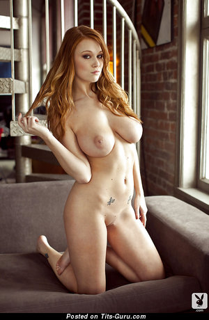 Sexy naked red hair pic