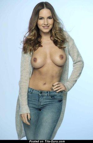 Image. Sabine Jemeljanova - awesome female with medium natural tittes pic