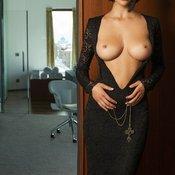 Amateur nice lady pic
